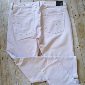 American Eagle Outfitters Jeans - American Eagle White Soft Jeggings NWOT